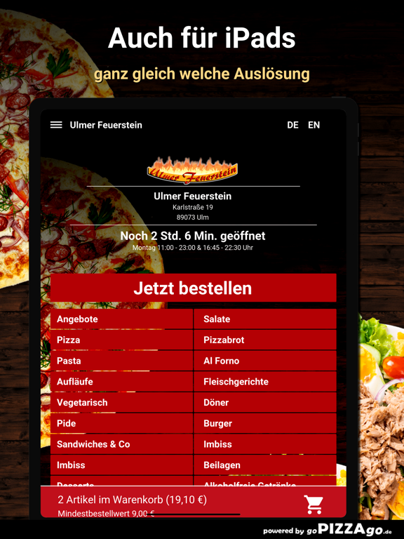 Ulmer Feuerstein Ulm screenshot 7