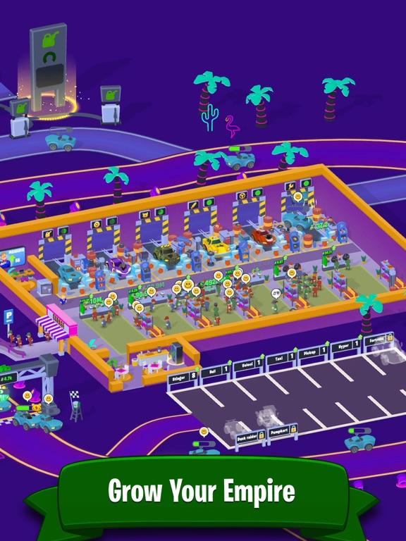 Garage Empire - Idle Tycoon screenshot 13