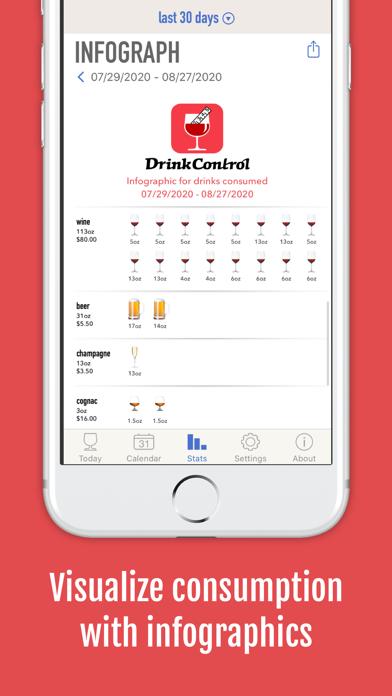 DrinkControl 減酒アプリのおすすめ画像9