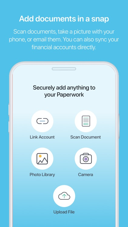 Paperwork: Organize your life screenshot-5