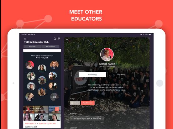 TED-Ed Educator Hub screenshot 6