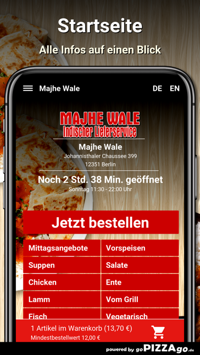 Majhe Wale Berlin screenshot 2