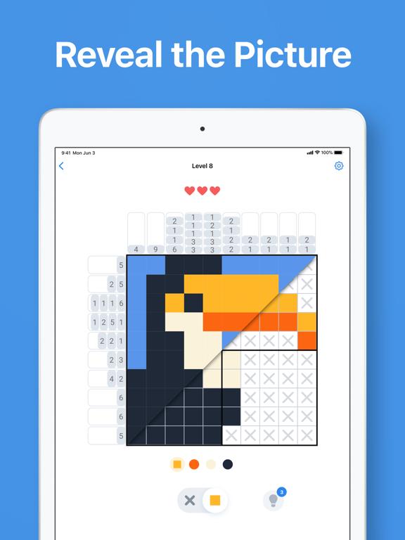 Nonogram.com Color: Logic Game screenshot 7