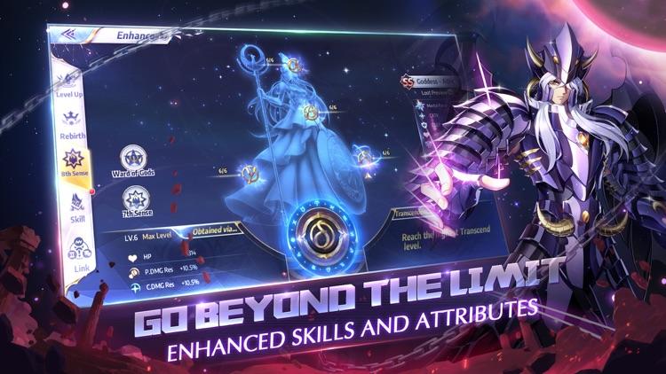 Saint Seiya Awakening screenshot-6
