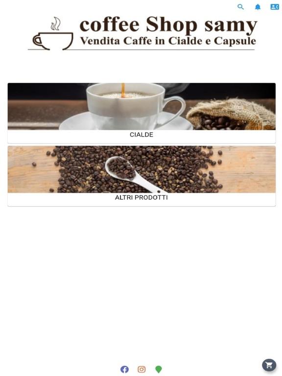 Coffee Shop Samy screenshot 4