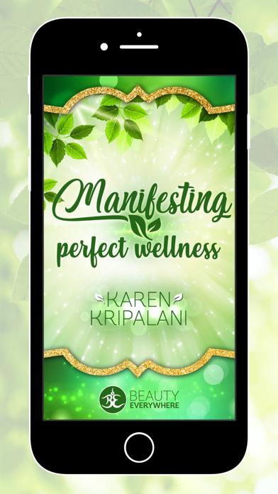 Manifesting Perfect Wellness screenshot 1