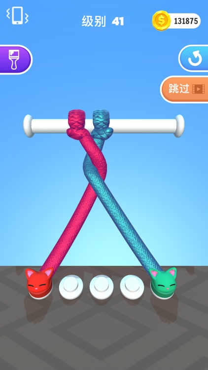 彩绳解解乐 (Tangle Master 3D)