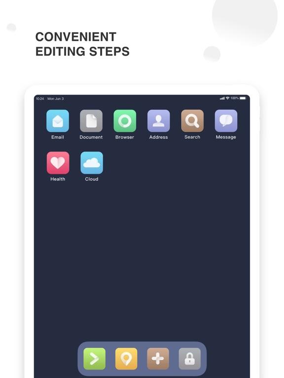 iPad Image of Icon Changer +