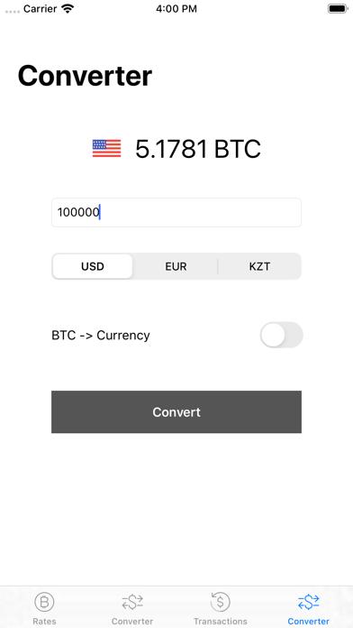 BTC Info & Assistant screenshot 4