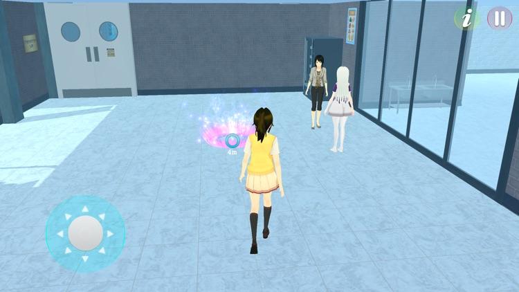 Anime High School Girl Game screenshot-6