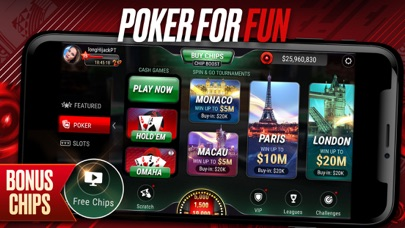 Download PokerStars Play – Texas Holdem for Android