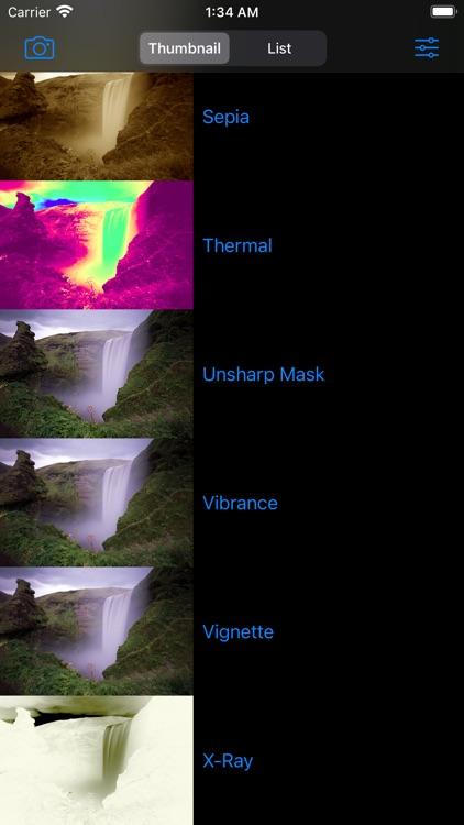 Image Filter Photo Editor Tool screenshot-9