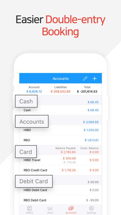 Money Manager Expense & BudgetСкриншоты 7