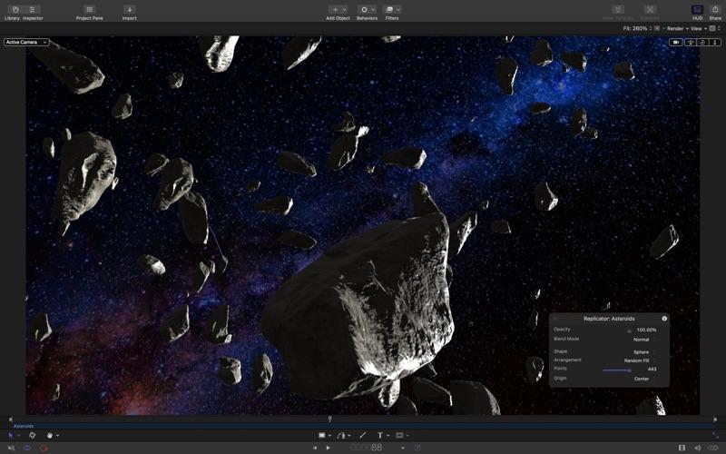 Motion Screenshot