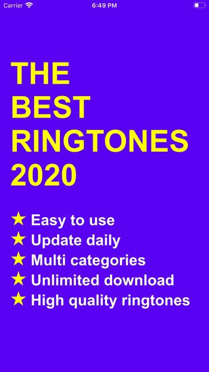 Ringtones for iPhone+