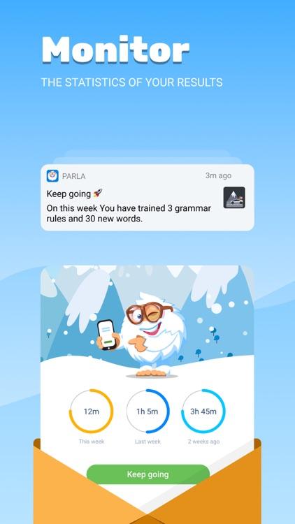 Parla: Learn Spanish & English screenshot-7