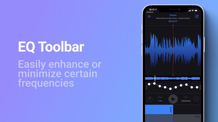 Transcribe+ Slow Down Music screenshot-5