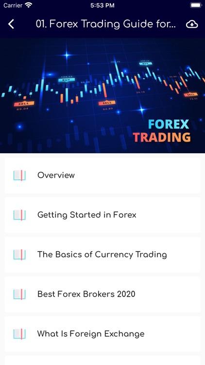 Learn Bitcoin & Forex Trading screenshot-5