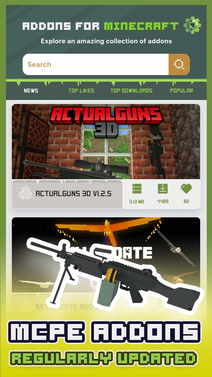 Just ๏ Mods for Minecraft