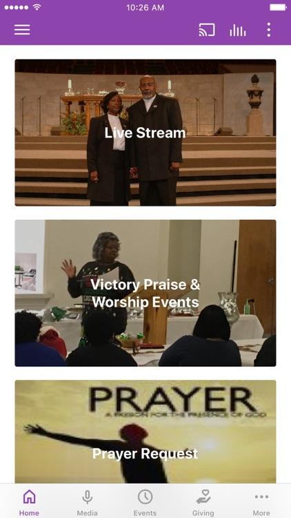 Victory Praise Worship Center