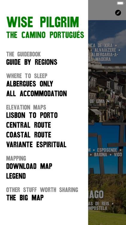 Camino Portugués Wise Pilgrim