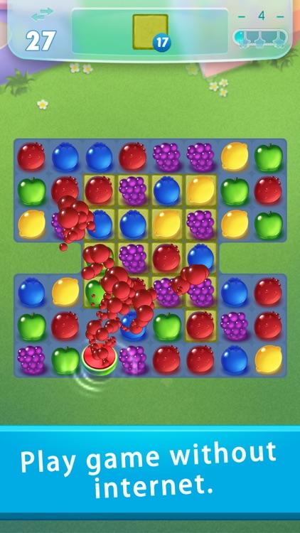Happy Fruit Blast
