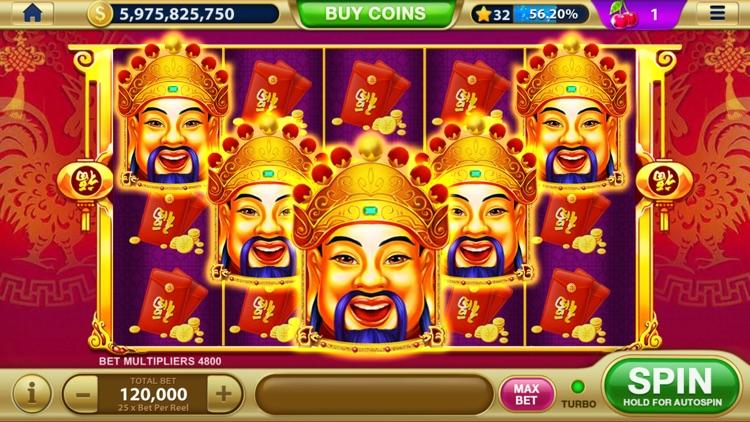 Slots Rush: Vegas Casino Slots screenshot-3