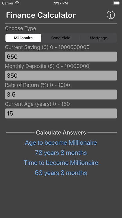 Finance Calculator Plus screenshot-3