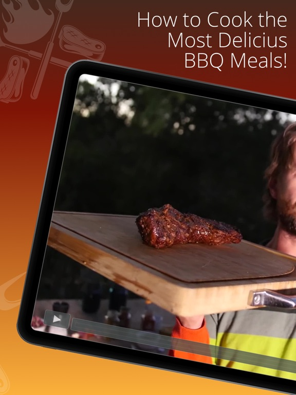 BBQ How to Grill Guide Go App screenshot
