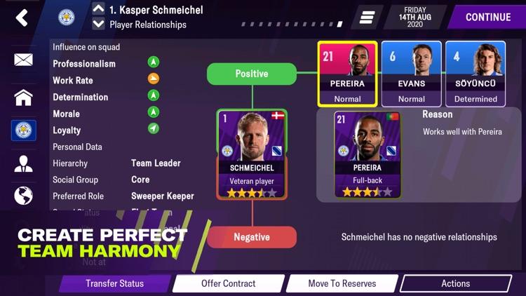 Football Manager 2021 Mobile screenshot-4
