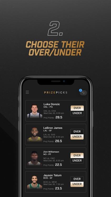 PrizePicks - DFS Game screenshot-3
