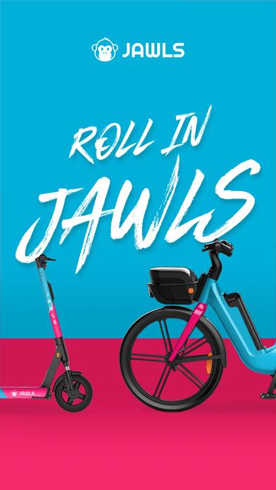 cancel JAWLS E-scooter & Bike Sharing app subscription image 1