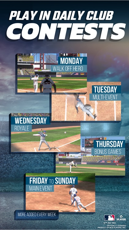 MLB Tap Sports Baseball 2021 screenshot-3