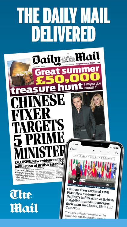 Daily Mail Newspaper Edition