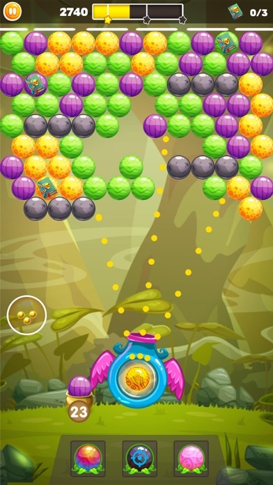 Bubble Shooter:Jungle Book Pop screenshot 3