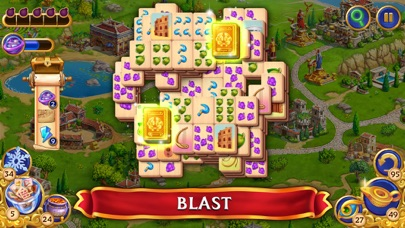 Emperor of Mahjong: Tile Match screenshot 4