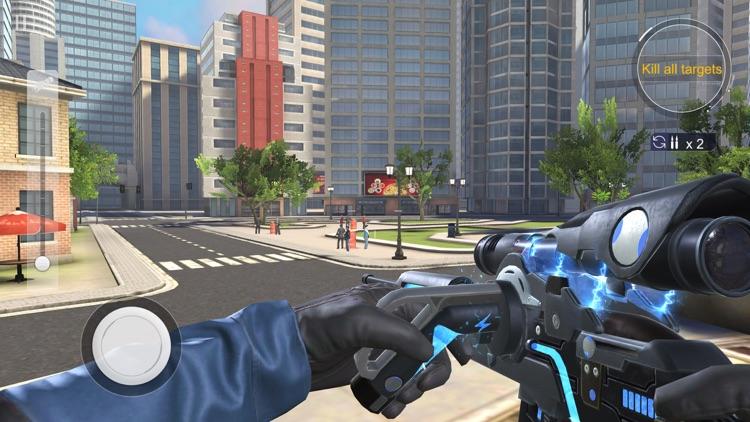Sniper Fire: Shooting Gun Game screenshot-4