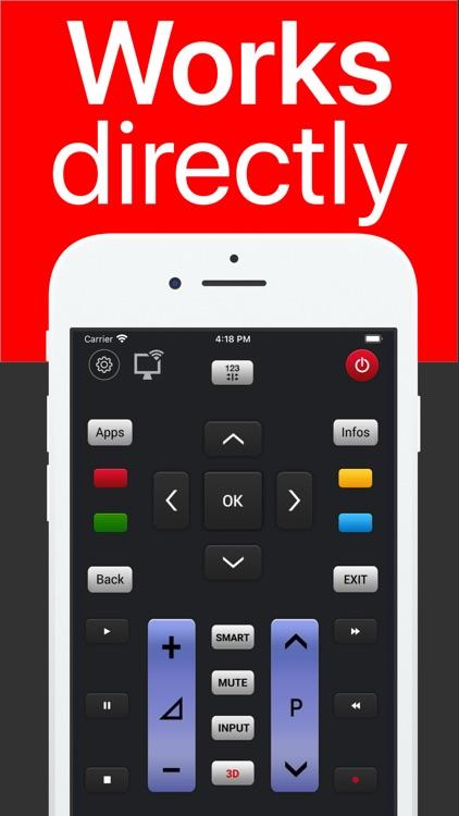 LGeeRemote: Remote For LG TV screenshot-4