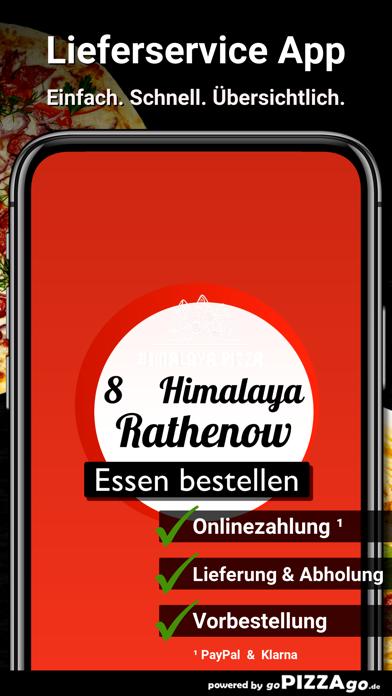 Himalaya Pizza Rathenow screenshot 1