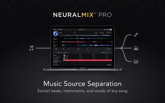 Neural Mix Pro Screenshot