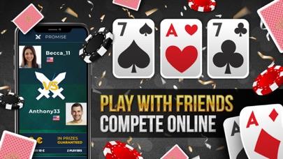 Poker - Win Cash Prizes screenshot 3