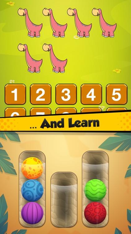 Dinosaur games for toddlers screenshot-4