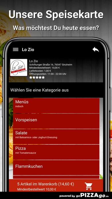 Lo Zio Sinzheim screenshot 4