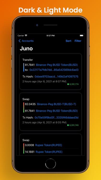 Binance Smart Chain Explorer screenshot-5