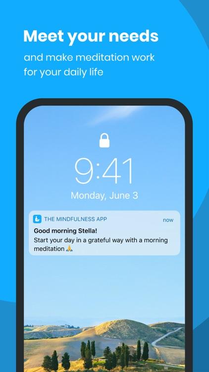 The Mindfulness App screenshot-6
