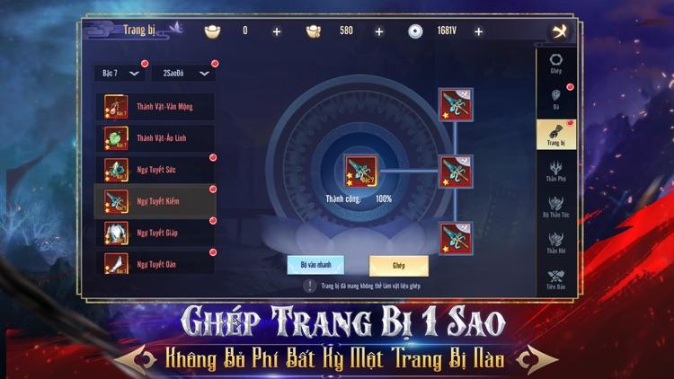 Thần Vương Nhất Thế VTC screenshot-5