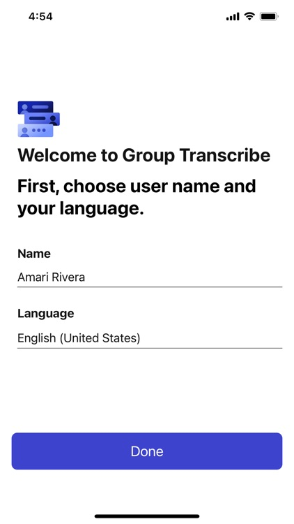Group Transcribe screenshot-7