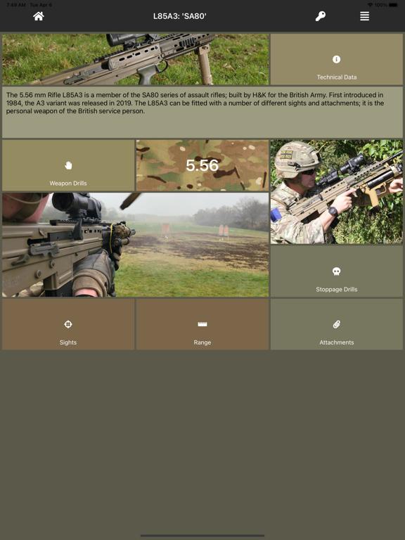 Armoury screenshot 6
