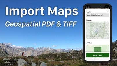 Topo Maps+ Screenshot