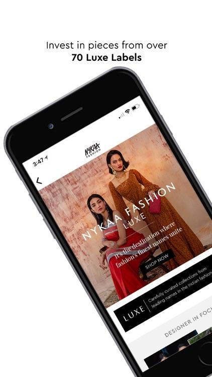 Nykaa Fashion - Shopping App screenshot-4